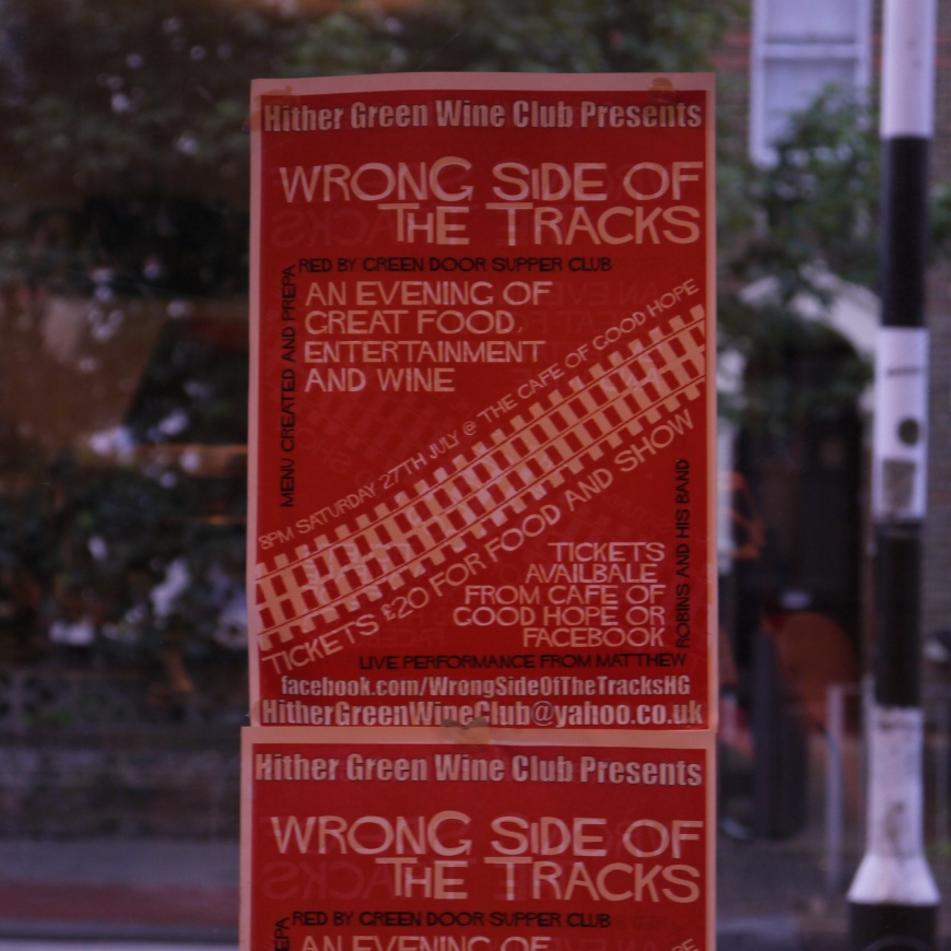 Wrong Side of The TracksJul2013